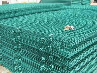 wire mesh fence bundle