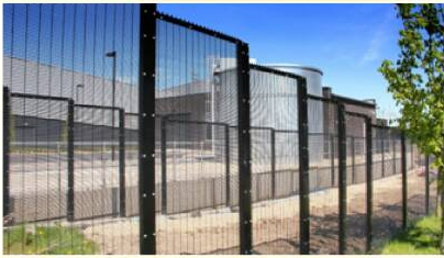wire mesh fence factory use